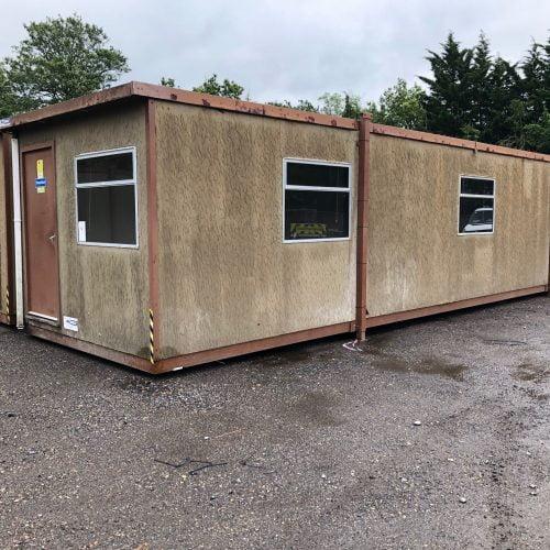 2 x 40FT JACKLEG OFFICE – HF 3905 & 3906