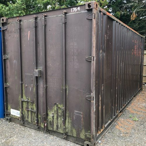 Ex Hire 20ft Container – HF 1764