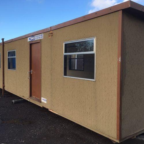 32ft x 10ft Jackleg Open Plan Office – HF 4044