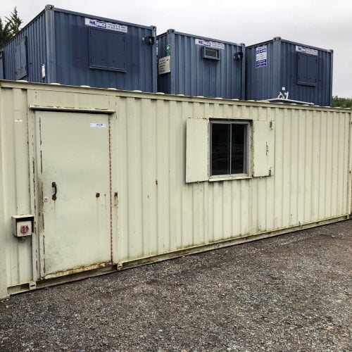 32ft x 10ft AV Canteen/Toilet/Shower