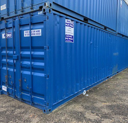 Used 40ft Container – HF 4491