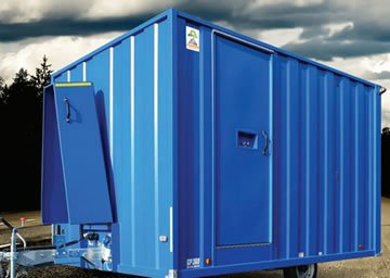 NEW SOLO 6 IS A FLEXIBLE SOLUTION FOR ON-SITE WELFARE