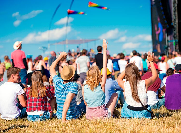 How Shipping Containers Will Rock Summer Festivals