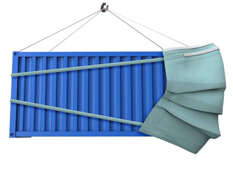 How Shipping Containers are Helping in the Fight Against COVID-19
