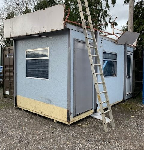16FT X 9FT JACKLEG OFFICE – HF 1865
