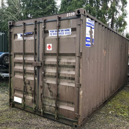 20ft Container – HF 2339