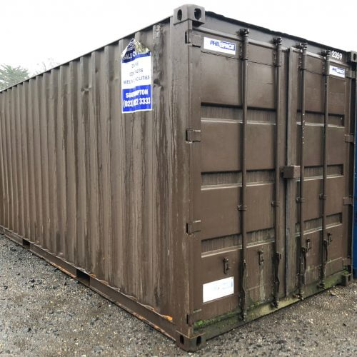 20ft Container – HF 2359