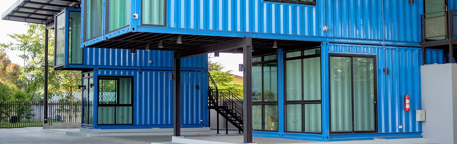 HOW TO BUILD WITH SHIPPING CONTAINERS