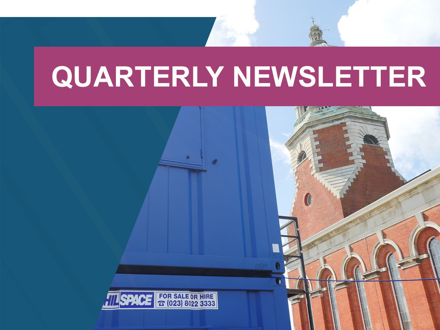 QUARTERLY NEWSLETTER – MARCH 2020