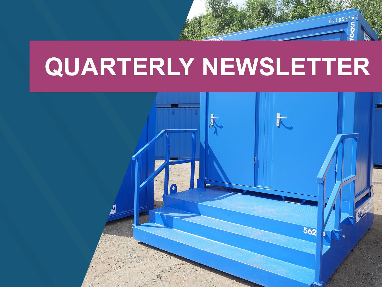QUARTERLY NEWSLETTER – SEPTEMBER 2020