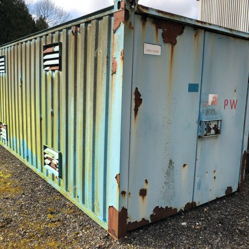 21ft Secure Store – PW89