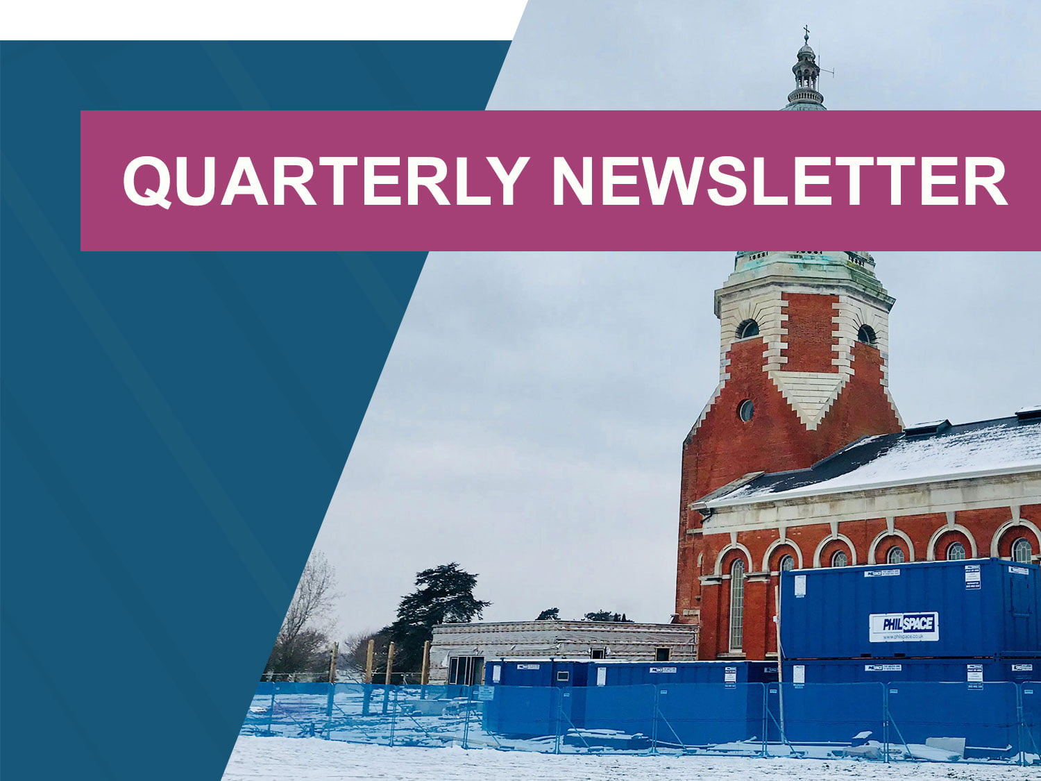QUARTERLY NEWSLETTER – DECEMBER 2019