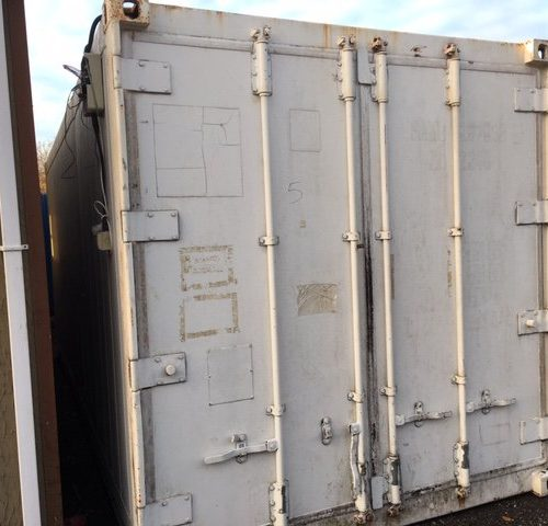 20ft Reefer Unit (not operational)