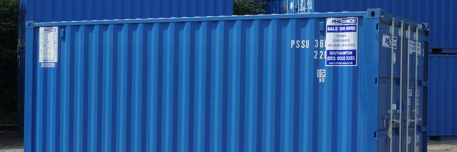 DIFFERENT TYPES OF SHIPPING CONTAINERS